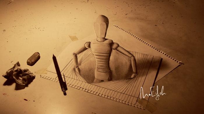 Рисунки художника Muhammad Ejleh