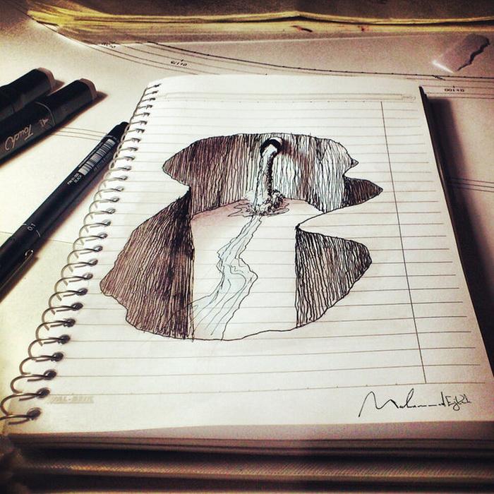 Творчество художника Muhammad Ejleh