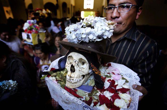 Natita: день, когда души умерших возвращаются