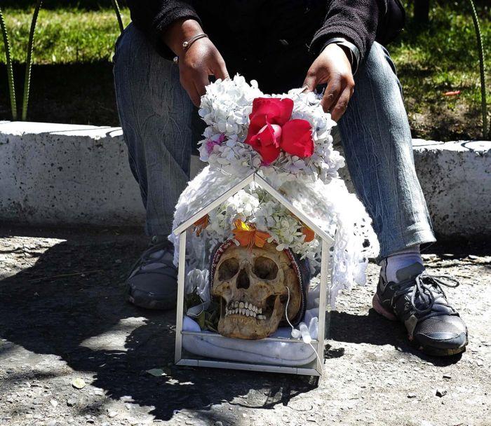 8 ноября - день черепа в Боливии
