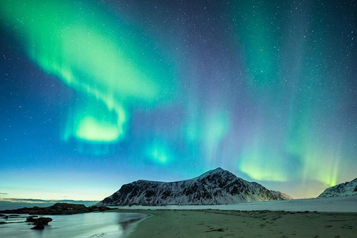Северные пейзажи от Jens Fersterra
