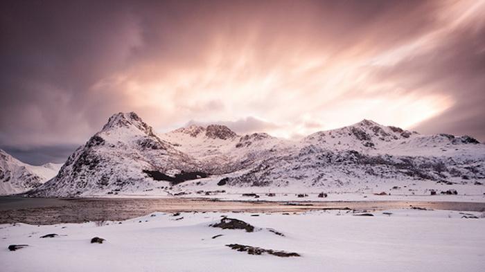 Потрясающие северные пейзажи