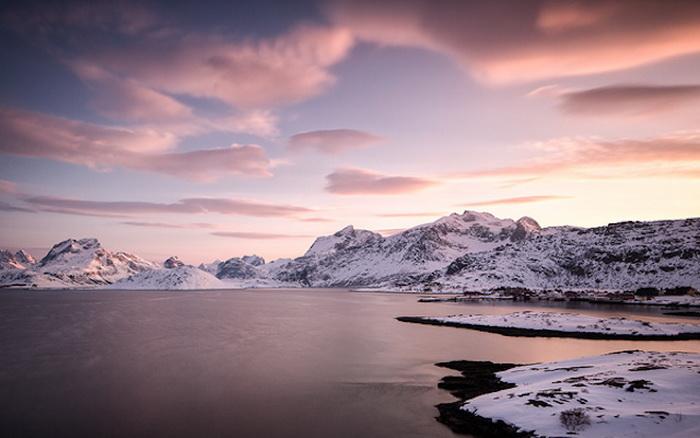 Уникальные северные пейзажи