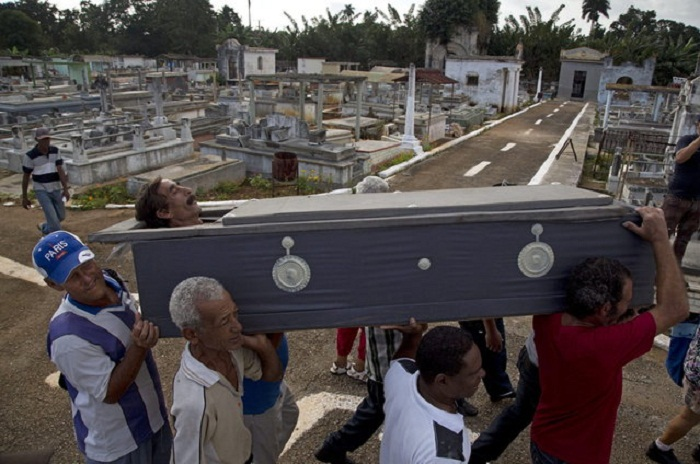 Burial of Pachencho