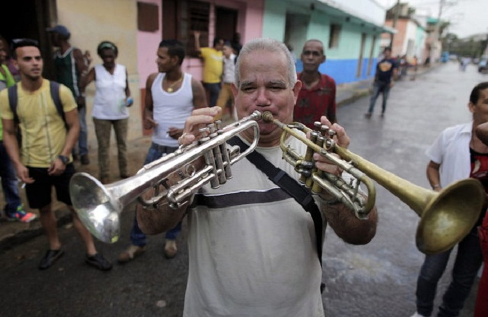 Празднование Burial of Pachencho на Кубе
