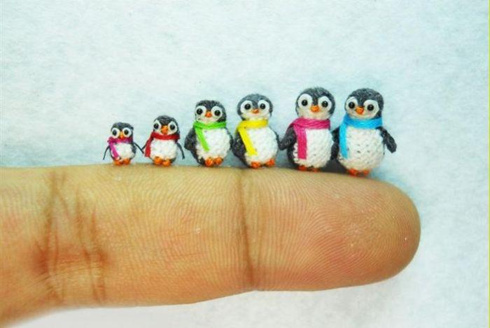 Веселые пингвины от Su Ami