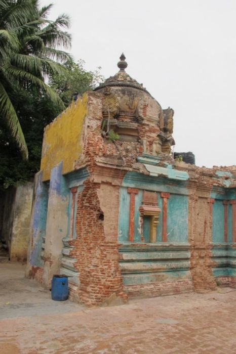 Исчезающие архитектурное наследие в Индии