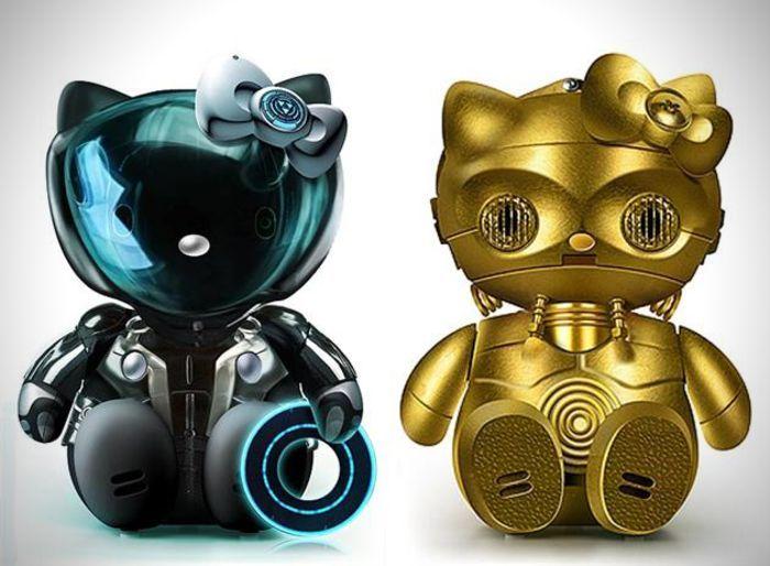 Hello «Трон» и Hello C3PO