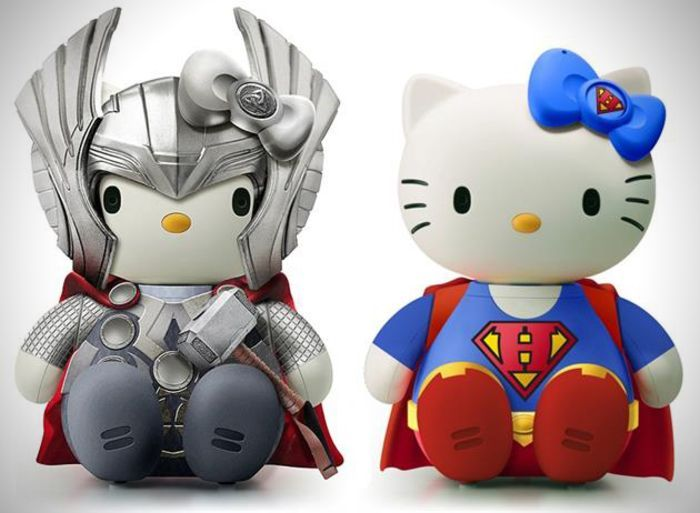 Hello Тор и Hello SuperKitty