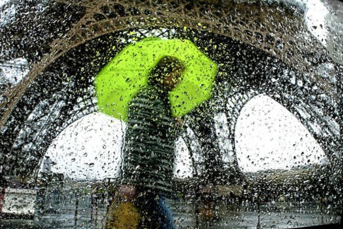 Christophe Jacrot: Париж осенью