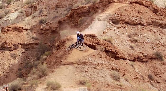 Red Bull Rampage 2013: горный велоспорт