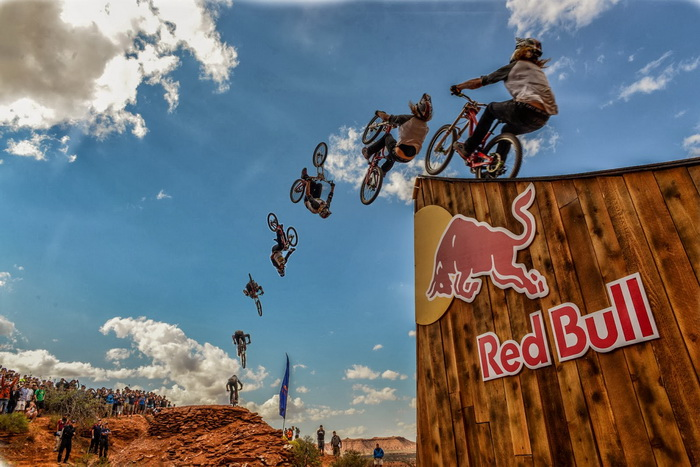 Red Bull Rampage 2013: соревнования по горному велоспорту