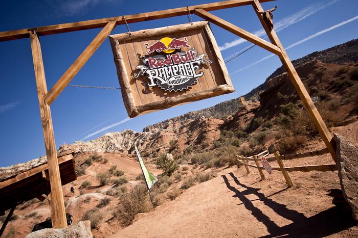 Соревнования Red Bull Rampage 2013