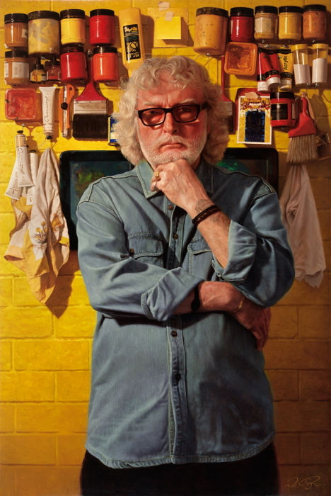 портреты художника  Robin Eley