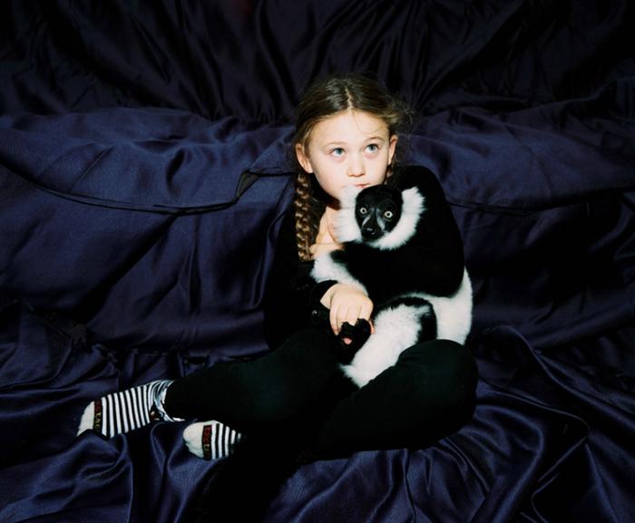 Проект Amelia and the Animals