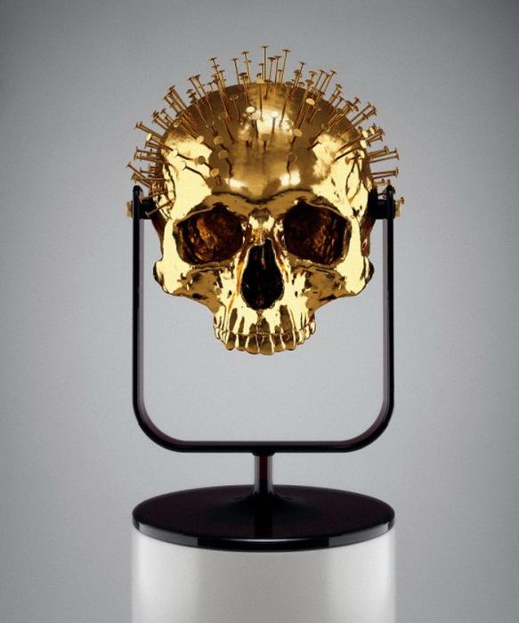 коллекция «Skull-ptures» от Hedi Xandt