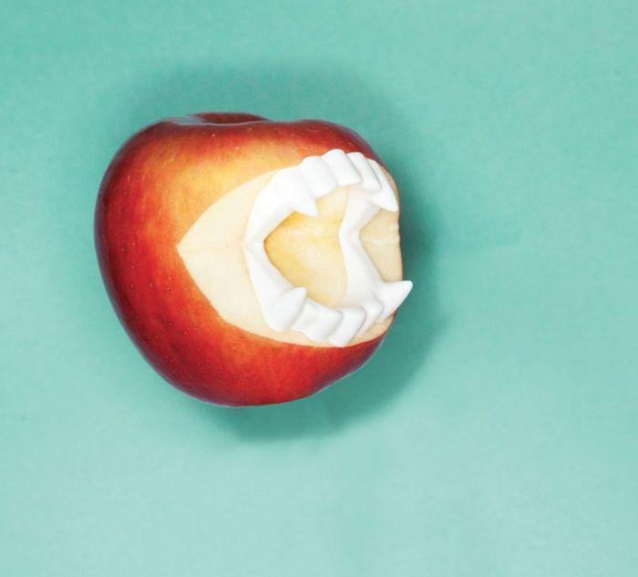 Натюрморты из продуктов питания от Felipe Barbosa и Rafael Medeiros
