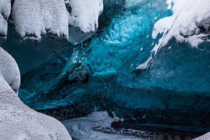 Фотографии ледника Vatnajokull