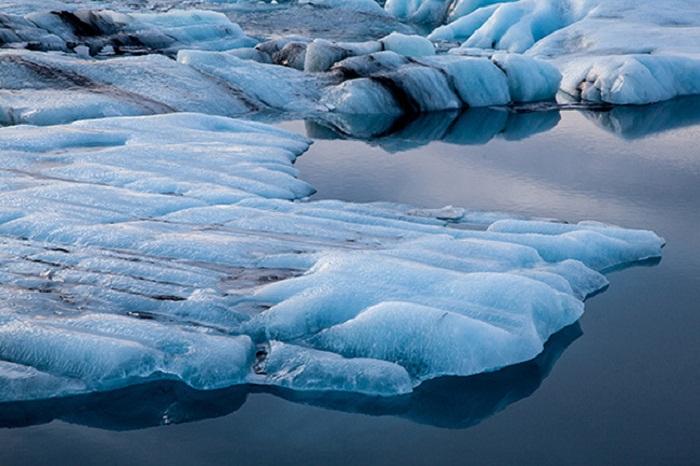 Исландский ледник Vatnajokull: фотографии  Kate Friend