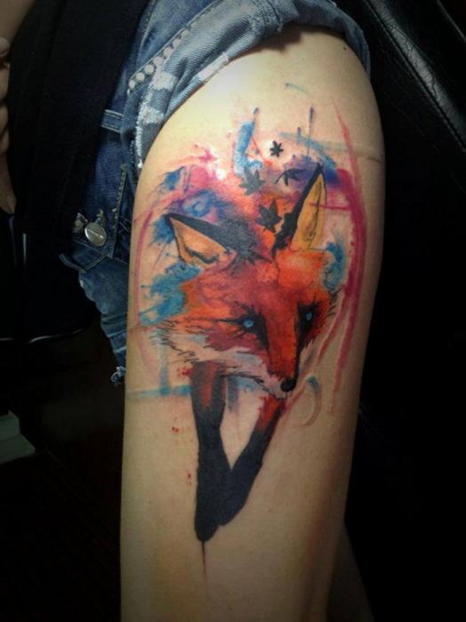 татуировки Victor Octaviano