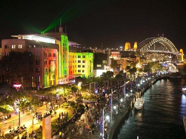 Сидней в июне.