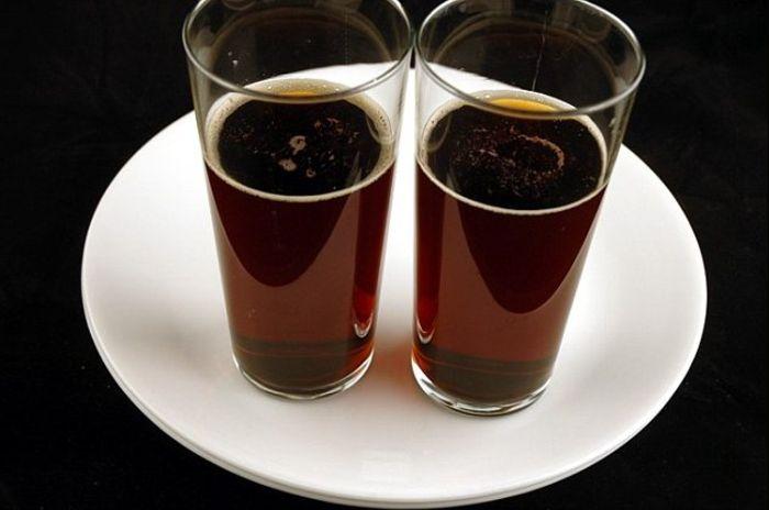 2 стакана кока-колы