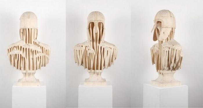 скульптуры Morgan Herrin