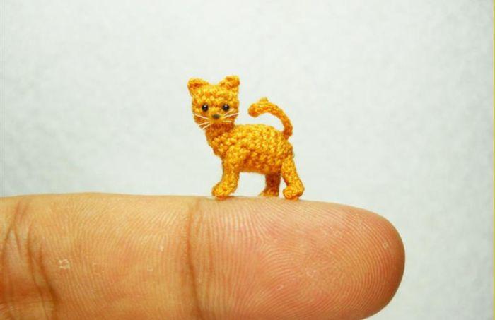 Желтый кот от Su Ami