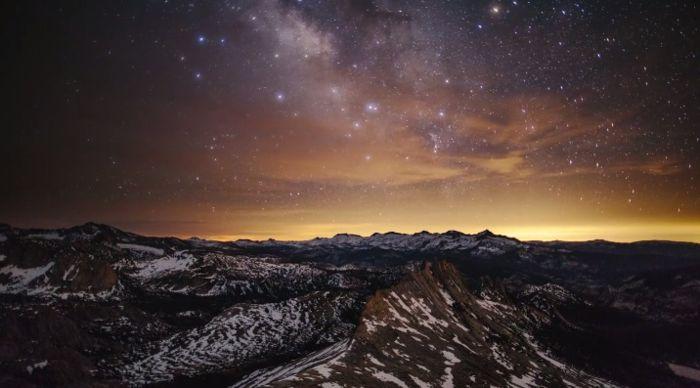 Yosemite National Park: оригинальная фотосессия