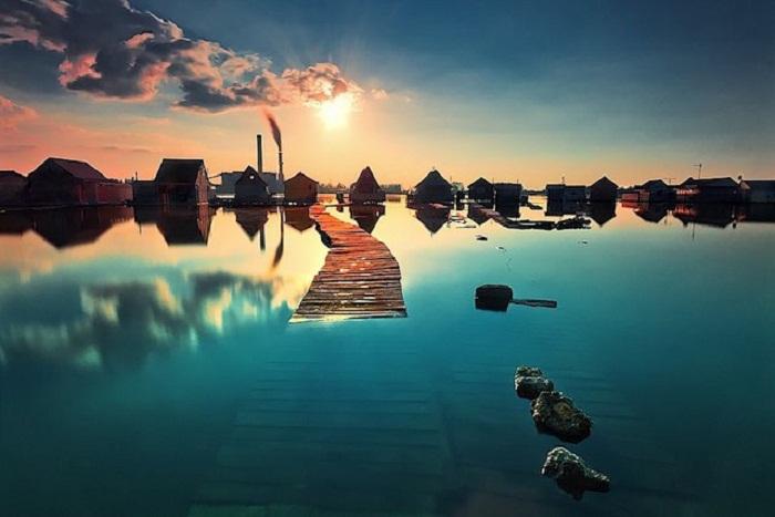Морские пейзажи Adam Dobrovits
