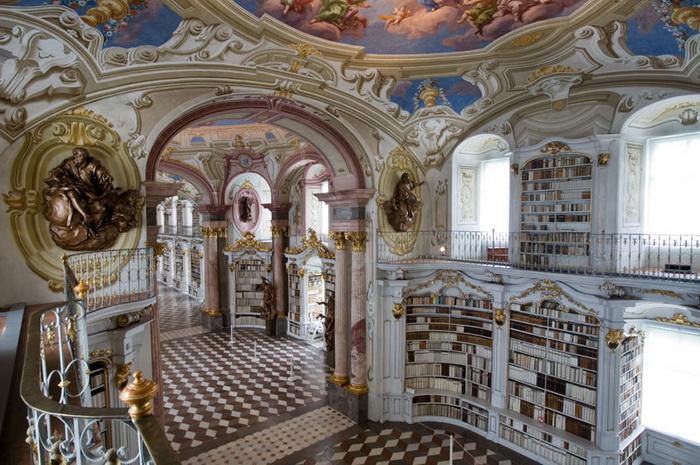 Admont Abbey: монастырь как произведение искусства