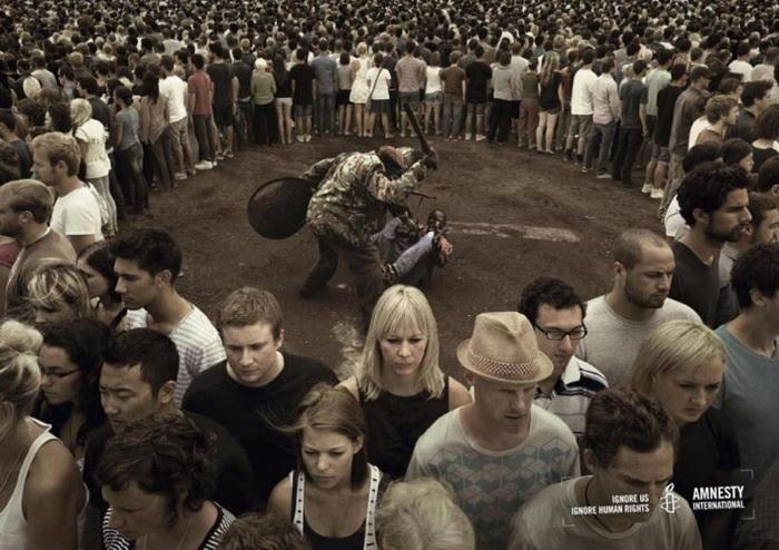 Насилие в мировом масштабе