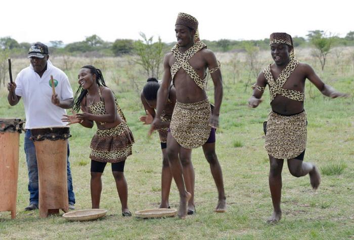 Африка, свадьба