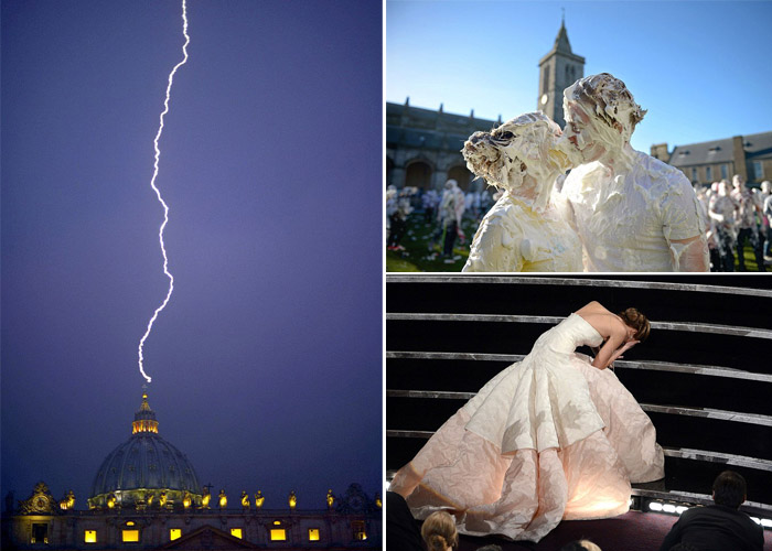 Лучшие фотографии по версии Getty Images