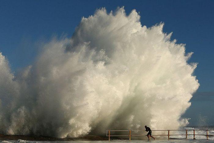 Тропический циклон «Освальд», Австралия