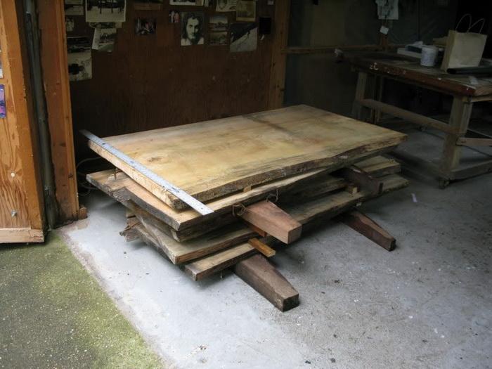 Создание деревянной скульптуры