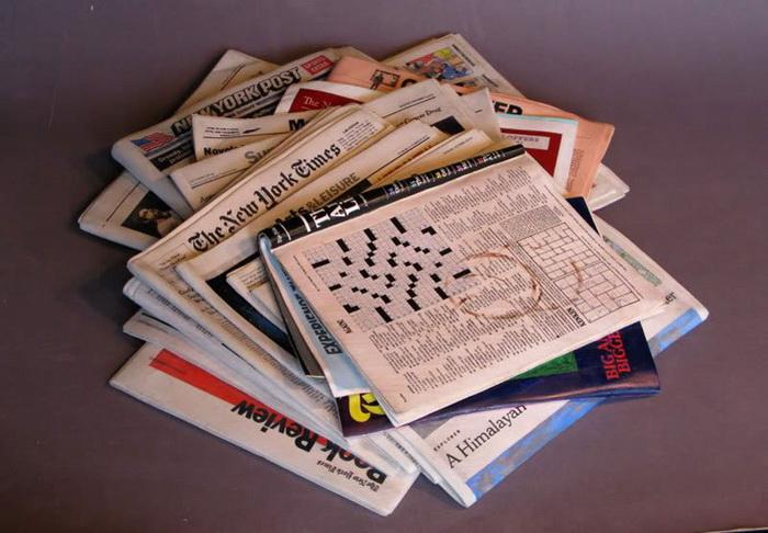 Газеты и журналы от Randall Rosenthal