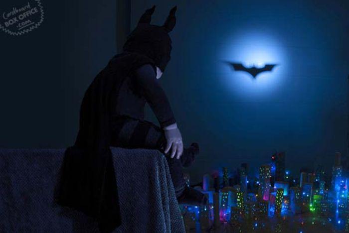 маленький Бетмен