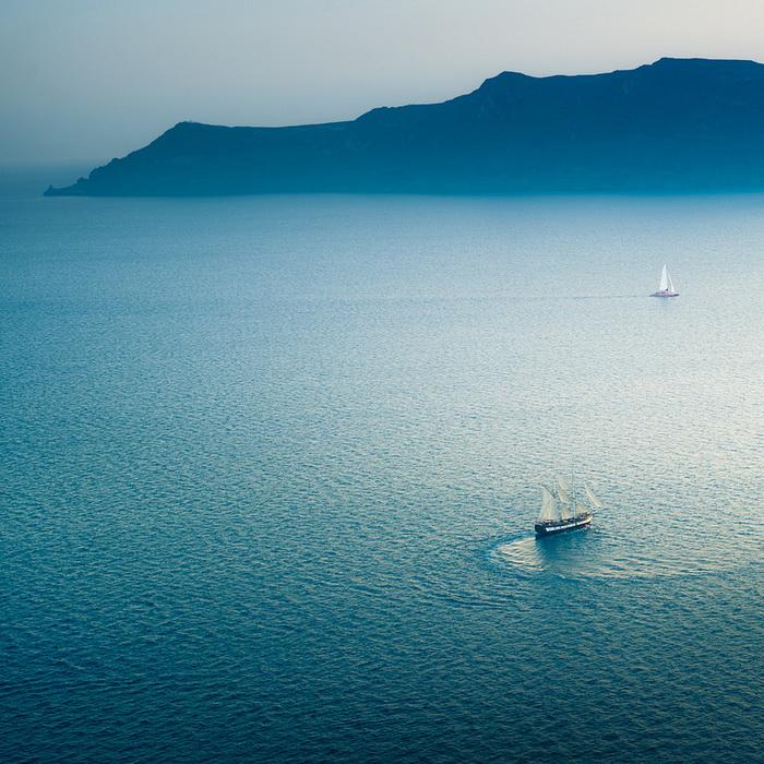 Море глазами Andrew Smith