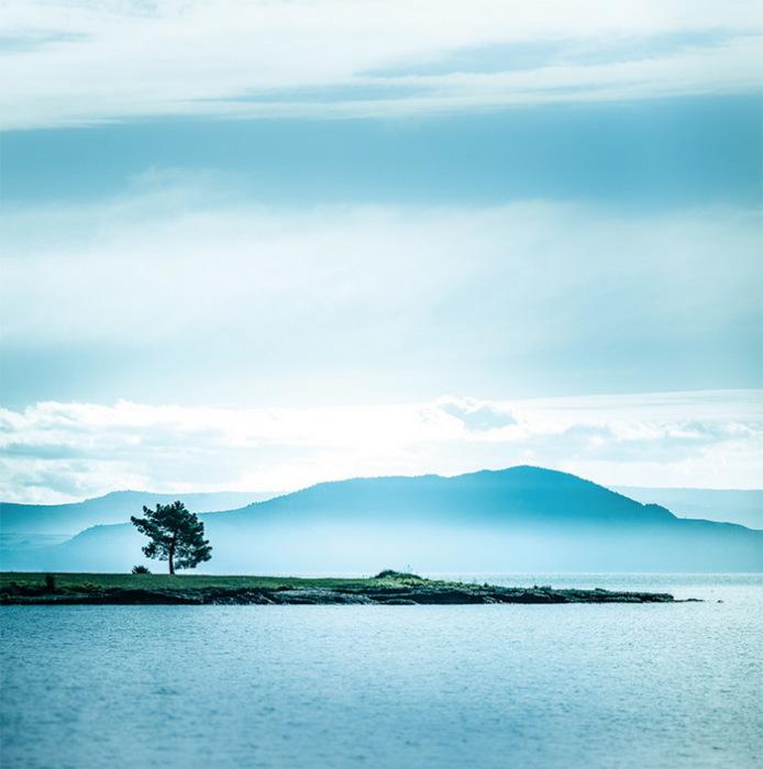 Море в творчестве Andrew Smith
