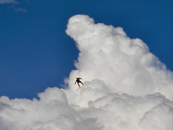 Коллекция Игра с облаками от Elio Pallard