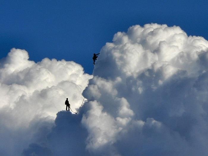 Облака глазами Elio Pallard