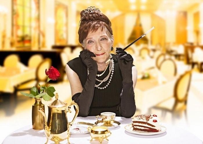 Marianne Brunsbach, 86 лет