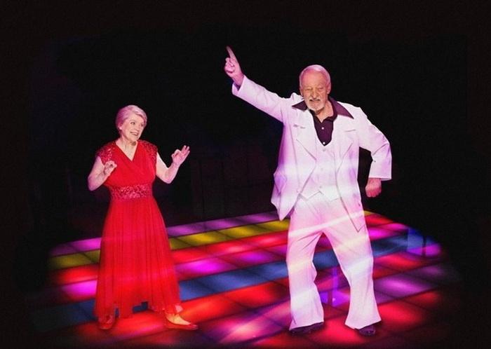 Irmgard Alt (79 лет) и Siegfried Gallasch (87 лет)