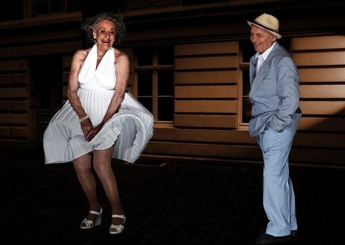 Ingeborg Giolbass (84 года), Erich Endlein, 88 лет