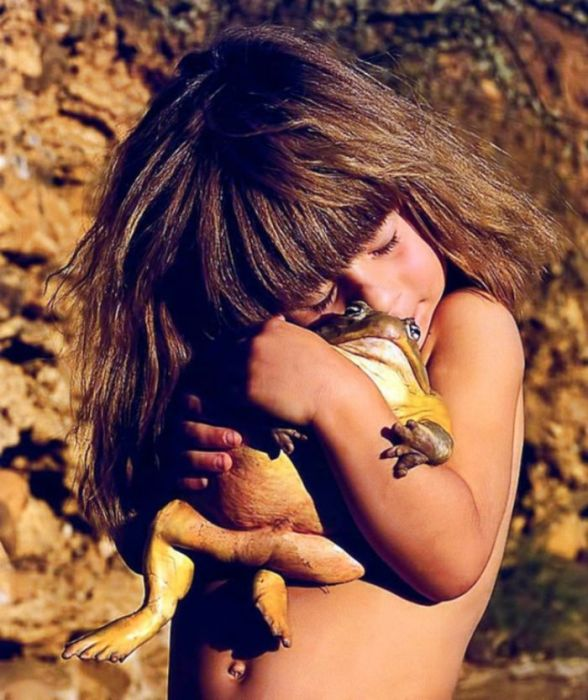 Tippi Degre и ее любимые животные