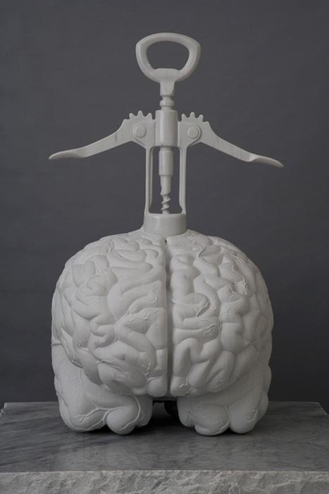Мозги со штопором.