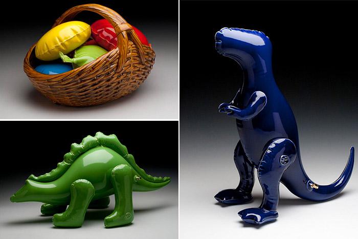 Керамические игрушки Brett Kern