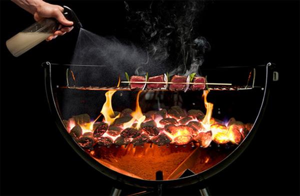 «Modernist Cuisine»: показывает процесс приготовления пищи в разрезе