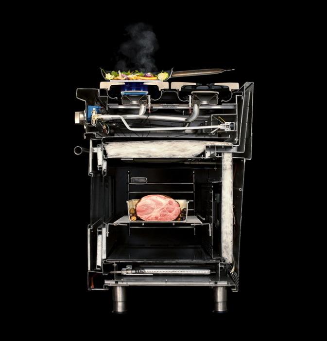«Modernist Cuisine»: уникальная кулинарная книга, показывающая процесс приготовления в разрезе